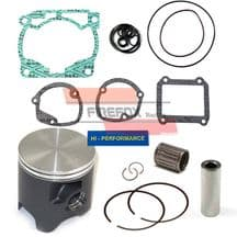 KTM300 SX EXC KTM 300 2004 72mm Bore Mitaka Top End Rebuild Kit w/ Piston/Gasket